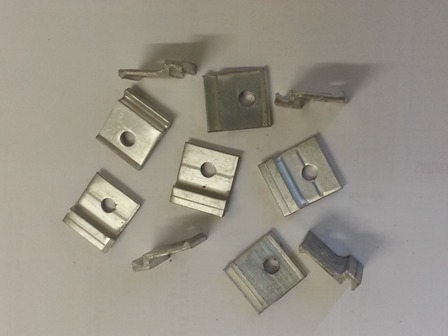 Alloy Bar Clamps (10)