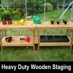 Timber Staging - Heavy Duty 6ft x 30in