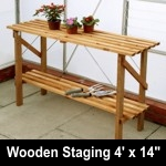 Timber Staging - Standard 4ft x 14in